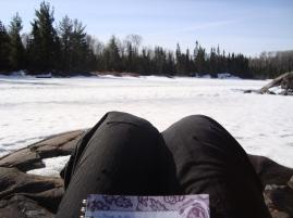 Just journaling